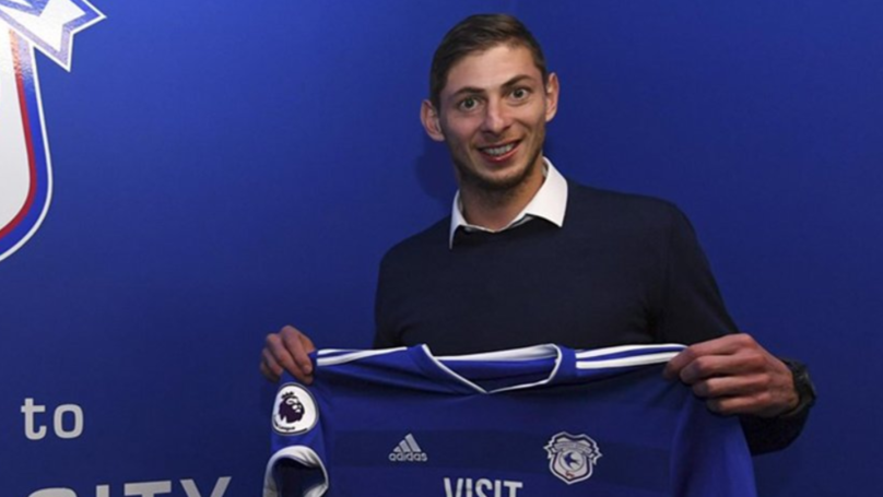 Plane Seats 'Likely' From Emiliano Sala's Missing Plane Have Been Found