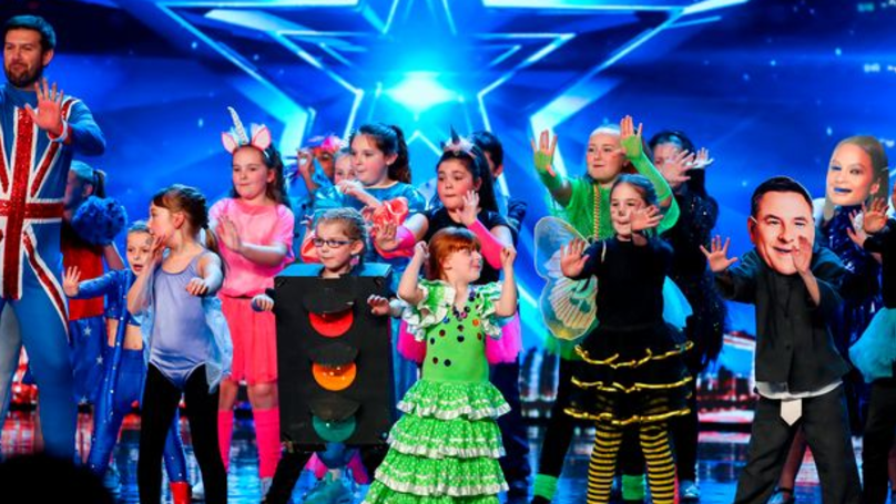 School Choir Gets Golden Buzzer On Britain's Got Talent After Emotional Performance