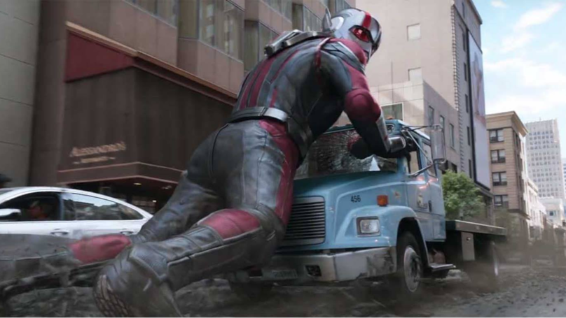 New Trailer For 'The Ant-Man And The Wasp' Has Been Released