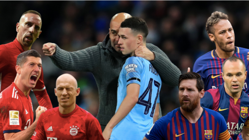 "Pep Guardiola: ""Phil Foden Is The Most Talented Player I've Ever Seen"""