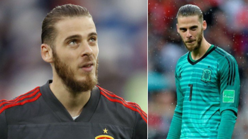 David De Gea Reacts To Spain Being Knocked Out Of World Cup With Brutally Honest Tweet