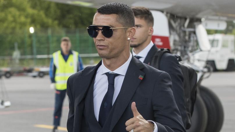 Cristiano Ronaldo Accepts €18.8 Million Fine Over Tax Fraud Case