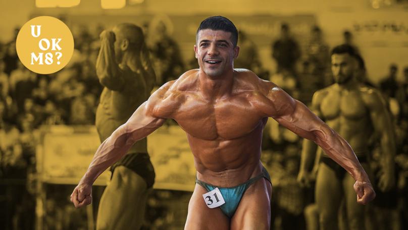 Bigorexia:肌肉畸形是如何毁了小伙子们的生活?