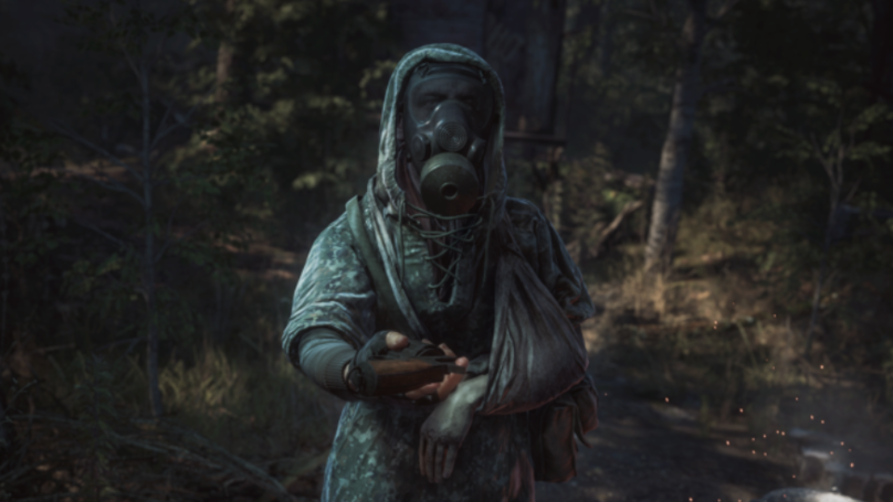 A Survival Horror Game Set In Chernobyl Will Be Released This Year