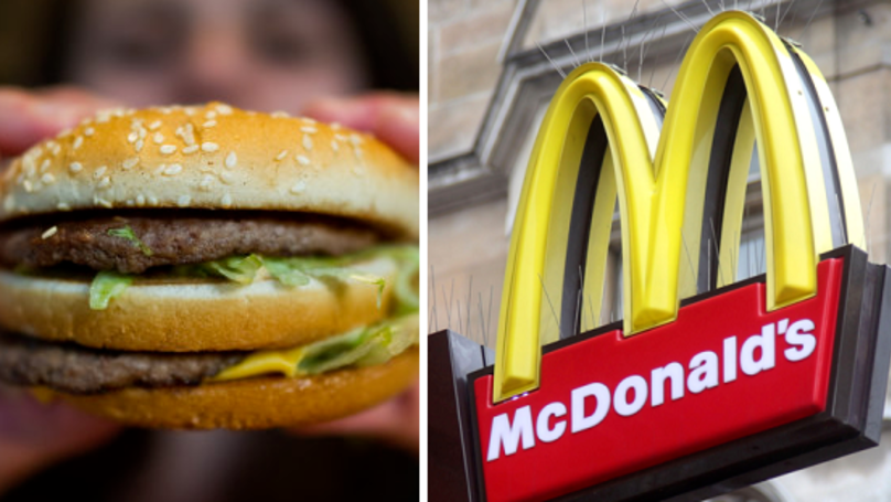 McDonald's Are Changing The Big Mac For The First Time In 50 Years