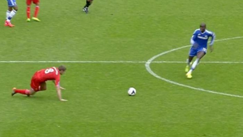 Steven Gerrard Admits He'll Never Stop Thinking About His Title Blowing Slip
