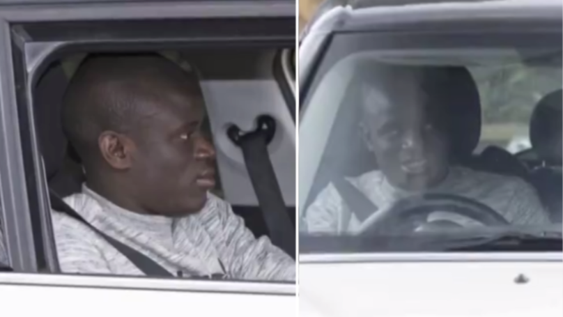 N'Golo Kante Has A Car You Would Least Expect And The Story Behind It Is Incredible