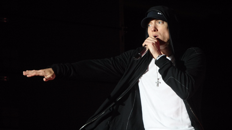 Eminem Has 'Used Tinder And Strip Clubs To Meet Women'