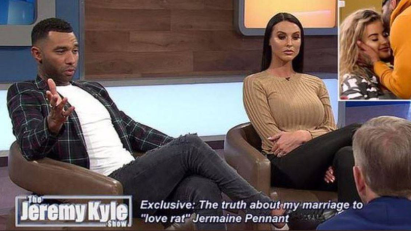 Fans Are Loving Jermaine Pennant Being On Jeremy Kyle