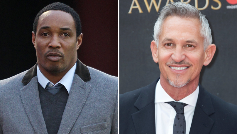 Gary Lineker Mocks Paul Ince After Comments He Made On Ole Gunnar Solskjær