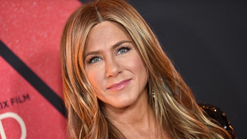Jennifer Aniston Says She Isn't Ashamed To Pose Naked At 50