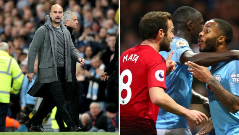 Pep Guardiola Was Furious At Raheem Sterling's Showboating