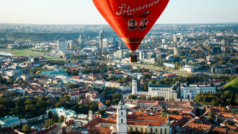Vilnius, Lithuania, Is Named The Cheapest City Break In Europe