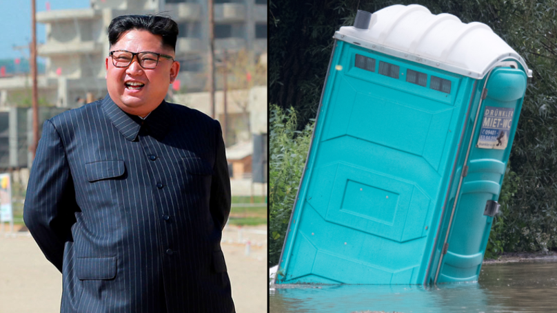 Kim Jong-un Brought His Own Toilet To The Singapore Summit Ahead Of Donald Trump Meeting