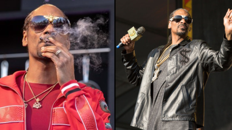When Snoop Dogg Turns 60, He'll Be 420 In Dog Years
