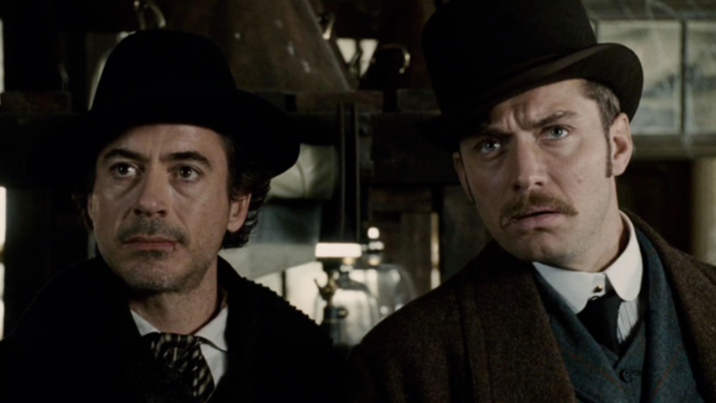 Robert Downey Jr. And Jude Law's Third Sherlock Holmes Film Pushed To 2021
