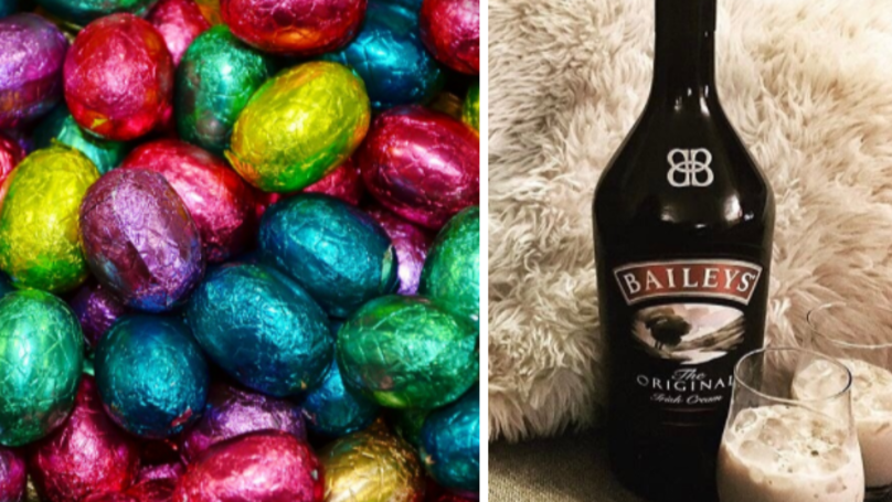 People Are Using Easter Eggs As Shot Glasses Because They're Clever Bunnies