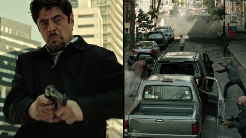 Benicio Del Toro Returns In Trailer For Sicario 2: Soldado