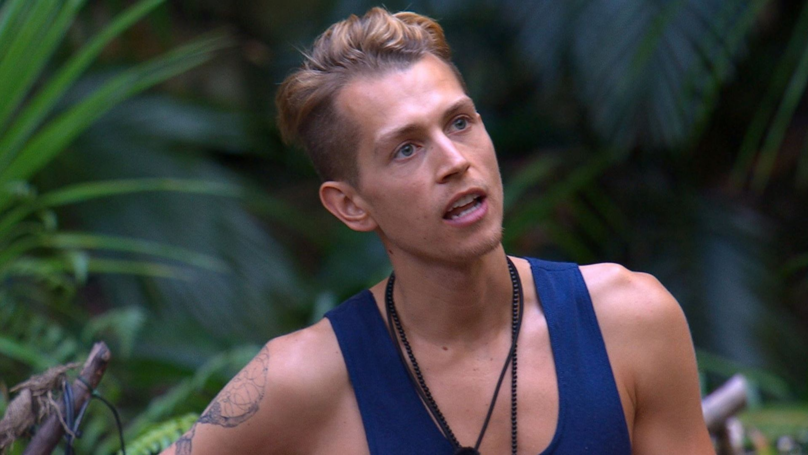 ​I'm A Celebrity's James McVey Reportedly Giving Harry Redknapp Half Of His Food