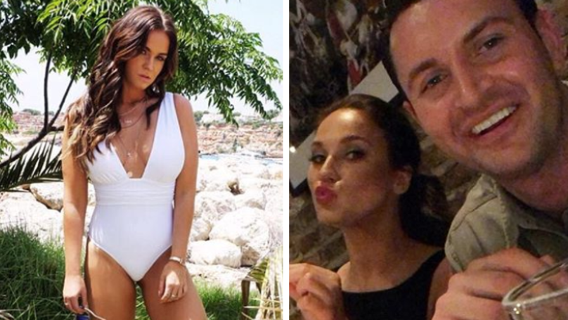 Vicky Pattison Tells John Noble She Wants To Move Wedding Forward