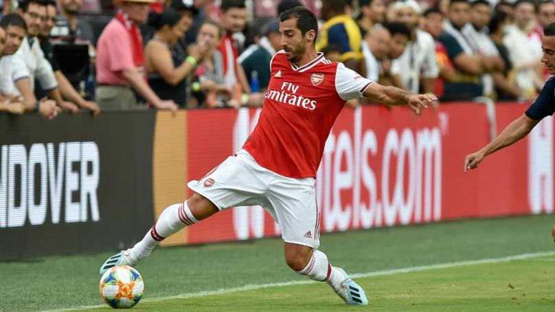 Arsenal Vs Lyon: Live Stream And TV Channel Info For Emirates Cup Pre-Season Clash