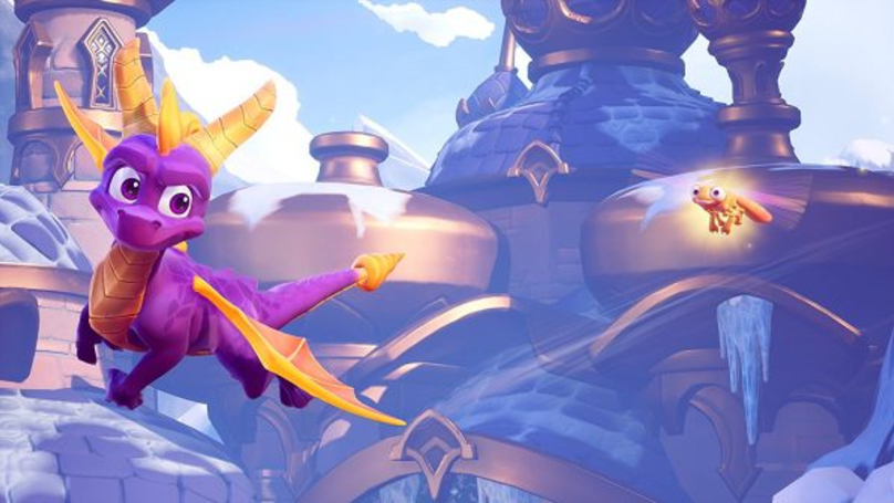 Amazon Mexico Lists 'Spyro Reignited Trilogy' For PS4 Along With Release Date