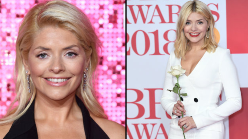 Holly Willoughby Wears Shoes During Sex For A Bizarre Reason