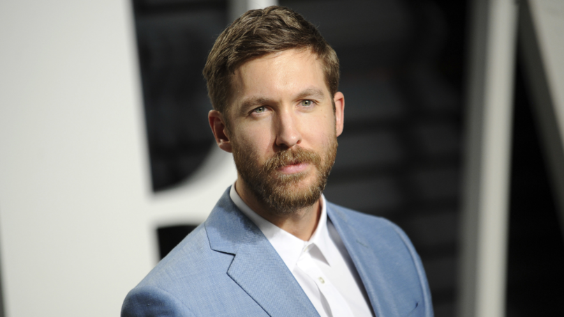 Calvin Harris And Girlfriend Involved In Car Accident In LA