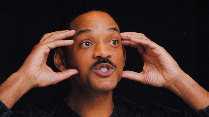 Will Smith Could Play The Genie In Live-Action Remake Of Aladdin