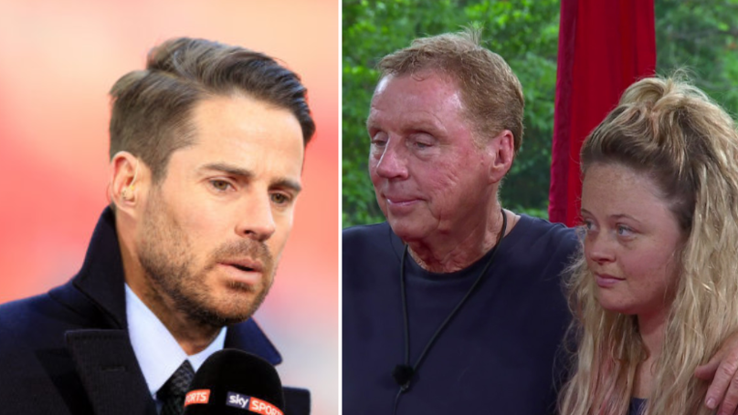 Harry Redknapp Now Says Emily Atack Is 'Too Good' For Son Jamie