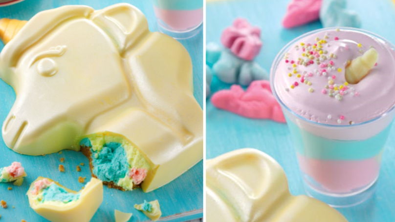 Asda Has Launched A Dreamy Selection Of Unicorn Desserts