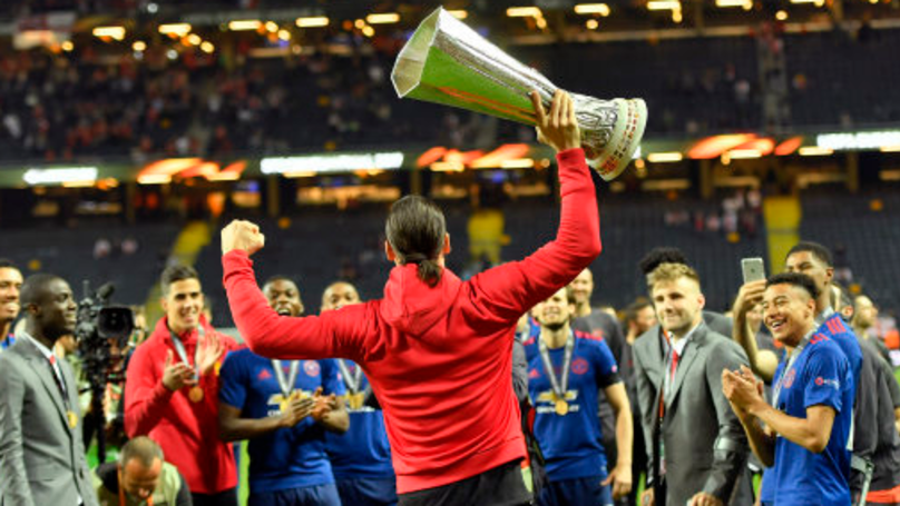 Zlatan Ibrahimovic Posts Another Typically Brilliant Instagram Picture After Europa League Win