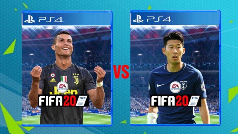 Cristiano Ronaldo And Heung Min-Son Are Neck And Neck In FIFA 20 Cover Star Vote