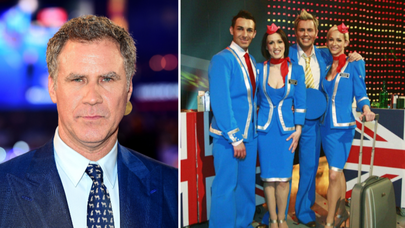 Will Ferrell To Make Netflix Movie About The Eurovision Song Contest