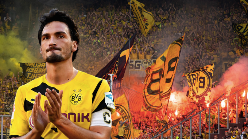 Mats Hummels Is On The Brink Of A Return To Borussia Dortmund