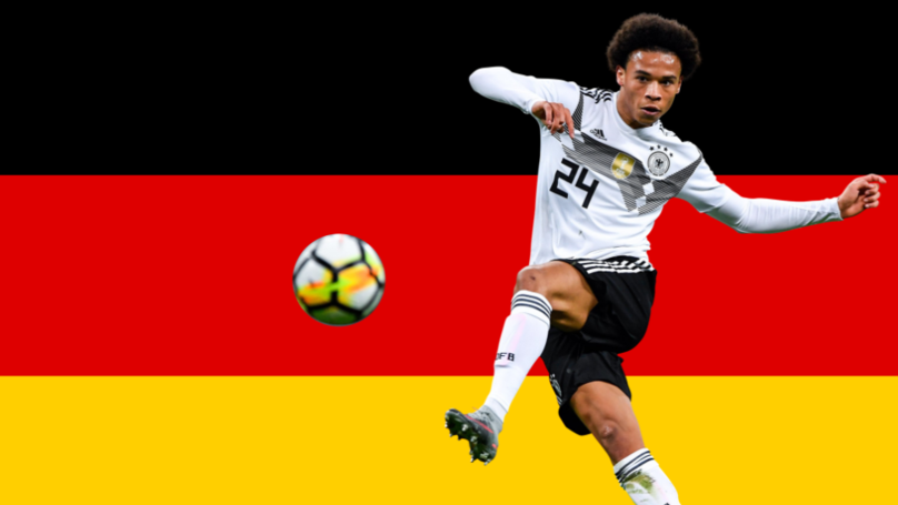 Leroy Sane Left Out Of Germany's World Cup Squad