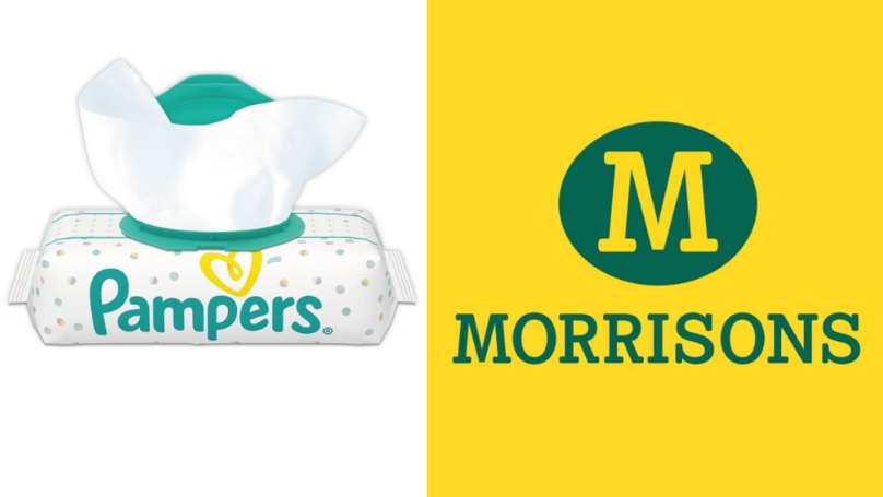 You Can Get 27 Packs Of Pampers Baby Wipes From Morrisons For £15