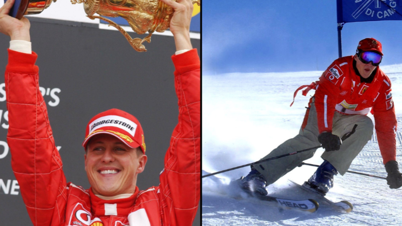BREAKING: Michael Schumacher 'Is No Longer Bed-Ridden' After Making Progress