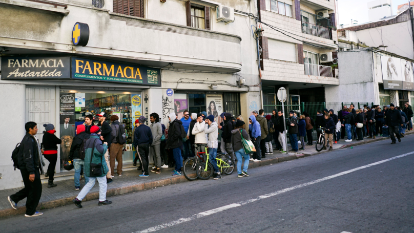 Chemists In Uruguay Are Selling Cannabis Directly To Customers