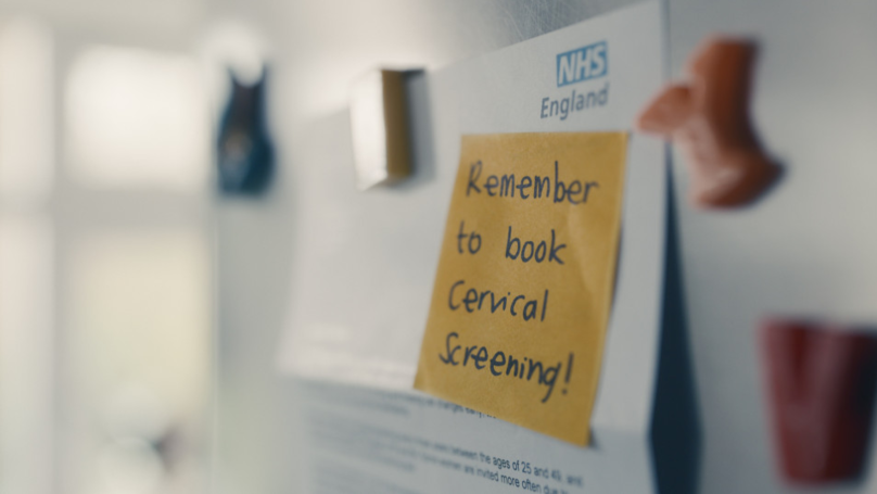 New TV Ad Urging Women To Go For Smear Tests To Air Tonight
