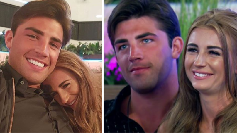 Jack Fincham And Dani Dyer Crowned Love Island 2018 Winners