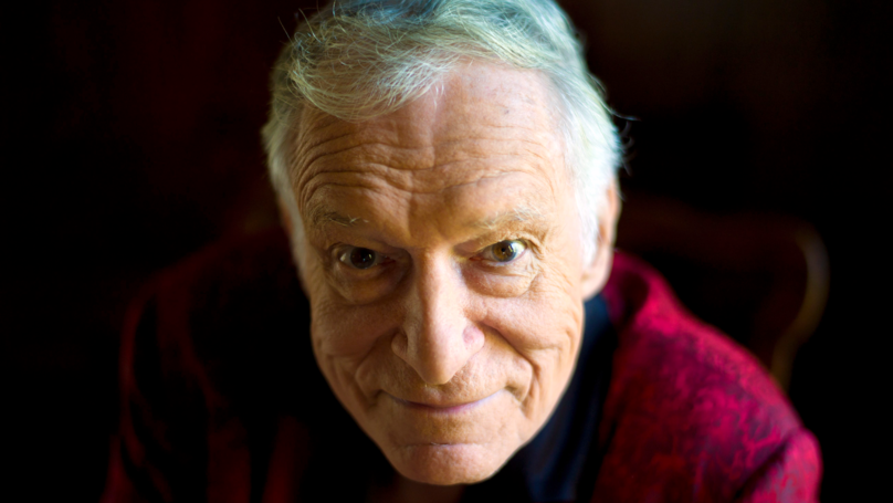 Hugh Hefner's Final Tweets Reveal A Different Side To The Playboy Legend