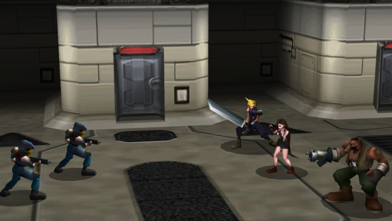 ​This 'Final Fantasy 7' Graphics Mod Makes The Art 4x As Detailed