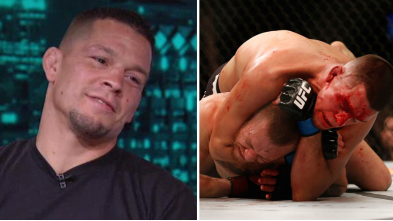 Nate Diaz Thinks He And 'Spoiled Little Baby' Conor McGregor Will Fight Again As He Prepares For UFC Return