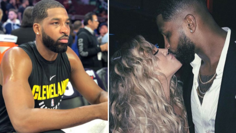 Tristan Thompson's 'Hotel Girl' Releases Screenshots Of Their Secret Messages