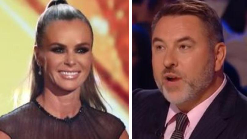 Amanda Holden Slammed For Wearing 'See-Through Dress' On Britain's Got Talent