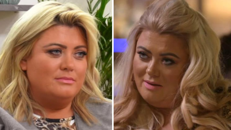 Gemma Collins Threatens Legal Action Over Celebs Go Dating Nails Scene
