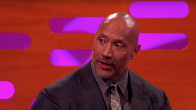 ​The Rock Has Explained Why He Can't Be President In 2020