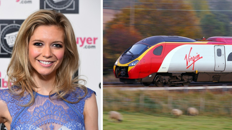 Rachel Riley Slams Virgin Trains After 'Disabled Passenger Goes Without Seat'