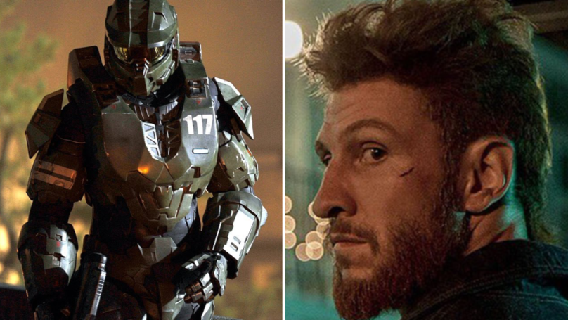 ​'American Gods' Star Cast As Master Chief In 'Halo TV Series'